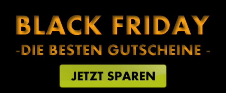 Black Friday bei Couponster