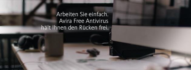 Endlich ein virenfreier PC - dank Avira!