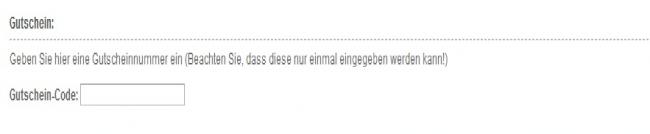 Gutschein-Hilfe Apotheke.de