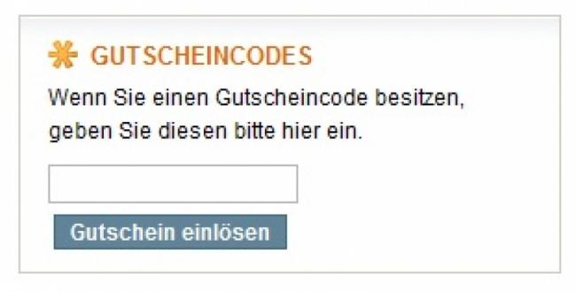 Gutschein-Hilfe Bademantel online.de