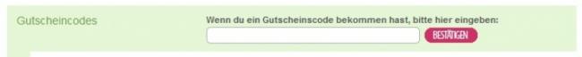 Gutschein-Hilfe deineTorte.de