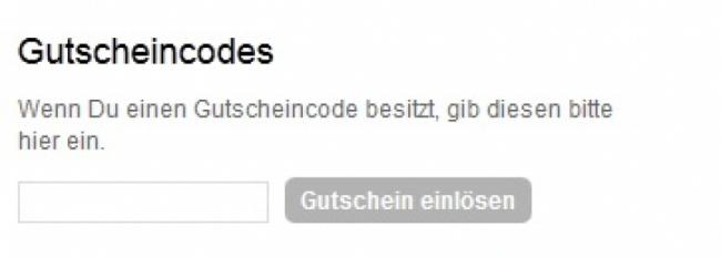 Gutschein-Hilfe footsteps.de