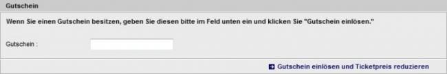 Gutschein-Hilfe Lufthansa