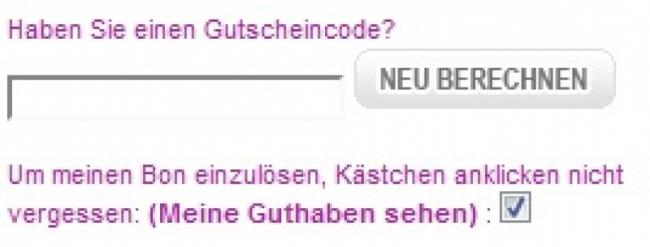 Gutschein-Hilfe myPIX.com
