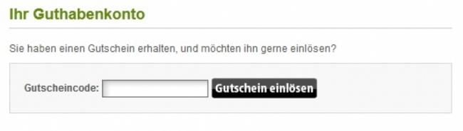 Gutschein-Hilfe Outdoor-Shop.com