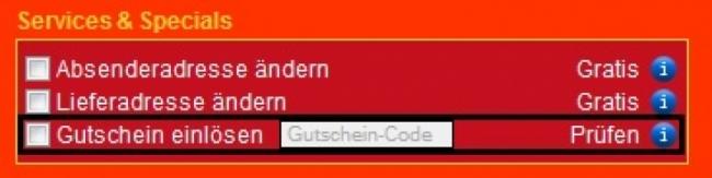Gutschein-Hilfe print24