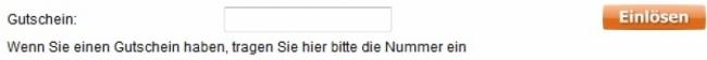 Gutschein-Hilfe serviette.de
