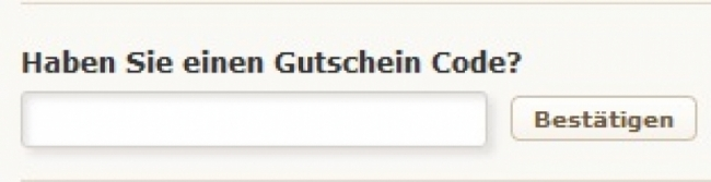 Gutschein-Hilfe Triumph