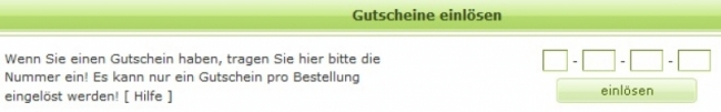 Gutschein-Hilfe ZooBuy.net