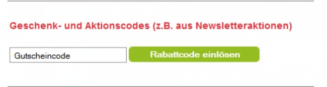 Gutschein-Hilfe Berlinda Versandapotheke