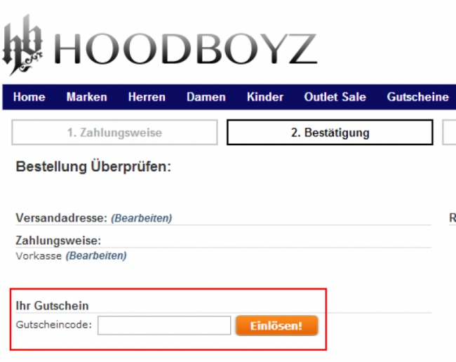 Gutschein-Hilfe Hoodboyz