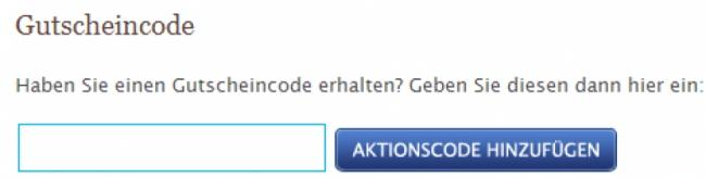 Gutschein-Hilfe Kixx Online