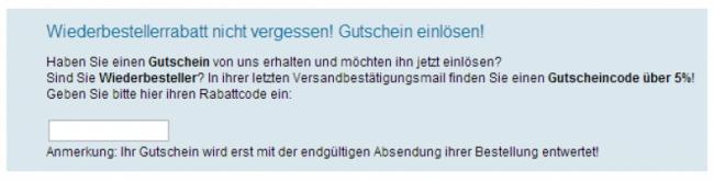 Gutschein-Hilfe LinsenPlatz.de