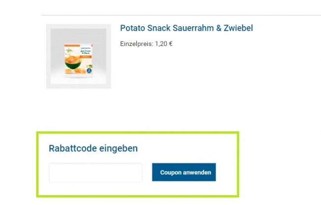 Gutschein-Hilfe Weight Watchers Shop