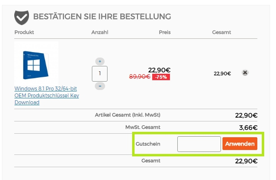 karstadt coupon