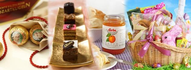 Köstliche Produkte im AustrianSupermarket