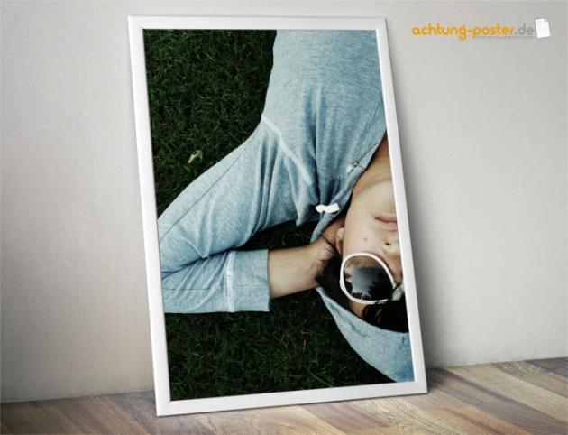 achtung-poster.de bietet Ihnen die Möglichkeit Fotoprodukte mit Ihren eigenen Schnappschüssen zu bestellen