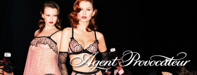 Sexy Lingerie bei Agent Provokateur