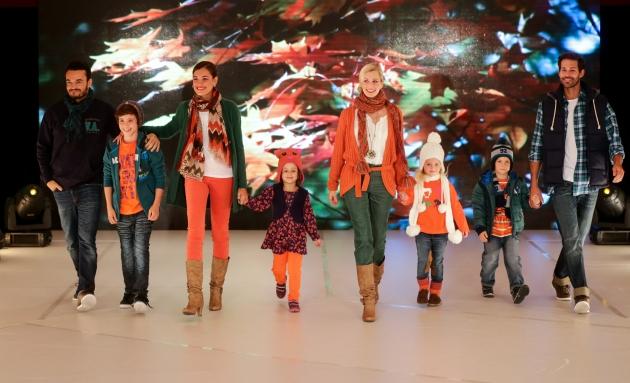 Mode für die ganze Familie von Ernsting's Family