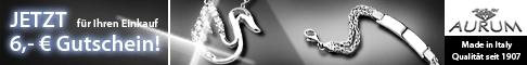 6 EUR bei Aurum Jewelry sparen
