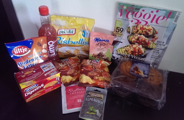 MyCouchbox August 2014