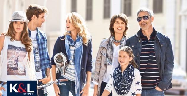 Im K&L Online-Shop erwarten Sie aktuelle Trendmode und Sale Highlights für Damen, Herren, Kids & Teens.