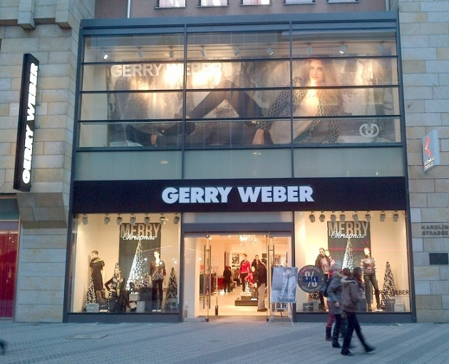 Gerry Weber in Nürnberg (2013)