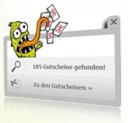 Nie mehr lange Gutscheine suchen - mit der Toolbar von couponster.de