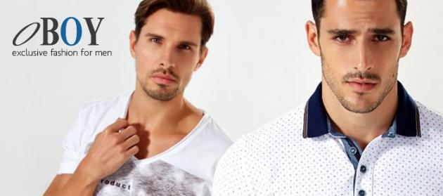 Den perfekten Style für Männer, die Wert auf lässige, coole Outfits legen finden Sie hier bei Oboy