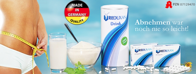 Reduxan ist Made in Germany