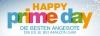 Bis zu 75% Rabatt beim Amazon Prime Day