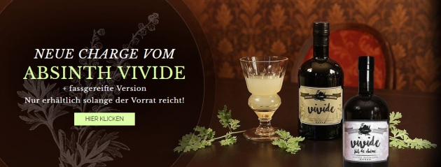 Absinth Vivide von Absinthes.com