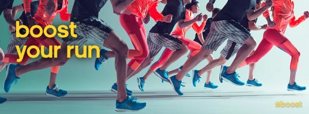 auch Laufschuhe findest Du im adidas Online-Shop