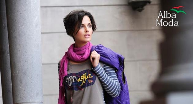 Erleben Sie jetzt exklusive Mode mit italienischem Flair online bei ALBA MODA!