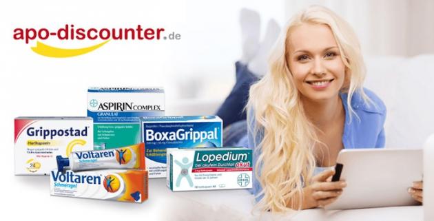 apodiscounter.de: Die Online-Apotheke für nicht-verschreibungspflichtige Medikamente mit den günstigen Preisen