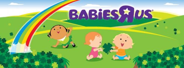 Entdecke die große Welt von Babies R Us
