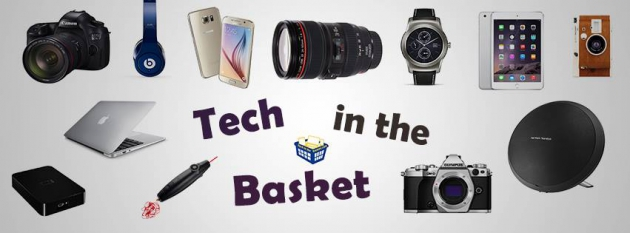 Technik-Produkte von techinthebasket.de
