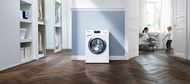 Miele Waschmaschinen - die beste Wahl!