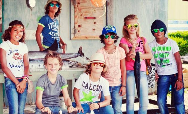 coole Mode für Kids gibt es bei Breuninger