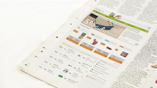 Zeitungen und Zeitschriften mit Rabatt - dank Couponster.de