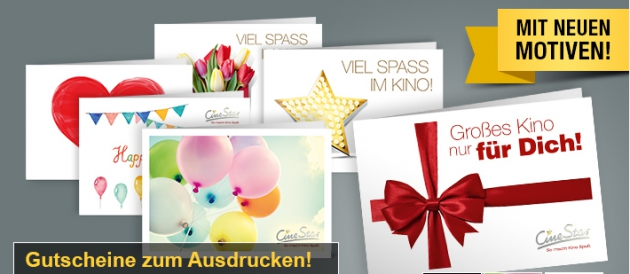 CineStar bei Couponster.de