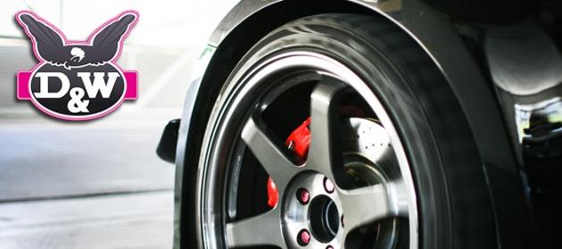 D&W bietet Ihre Kunden ein Sortiment von über 250.000 Artikel für das Tuning des Autos