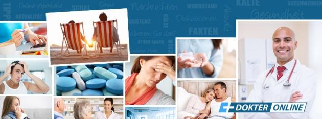 Dokter Online bietet Dir günstige Medikamente