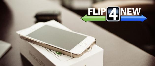 FLIP4New bietet Ihnen die Möglichkeit, bequem und unkompliziert ihr Handy zu verkaufen.
