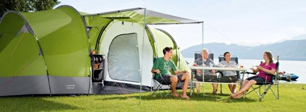 alles fürs Camping gibt es bei Fritz Berger