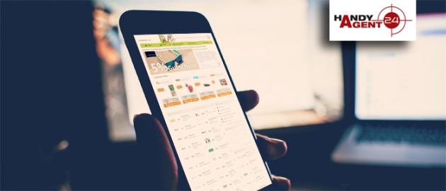 HandyAgent24.de ist Ihr Spezialist für Handys und Mobilfunkverträge.