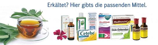 Arzneimittel und Medikamente von ipill.de