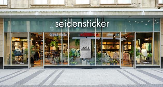 Seidensticker Filiale in Köln