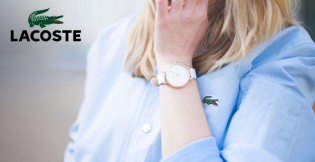 Lacoste, das französische Luxus-Label mit dem Krokodil als Logo