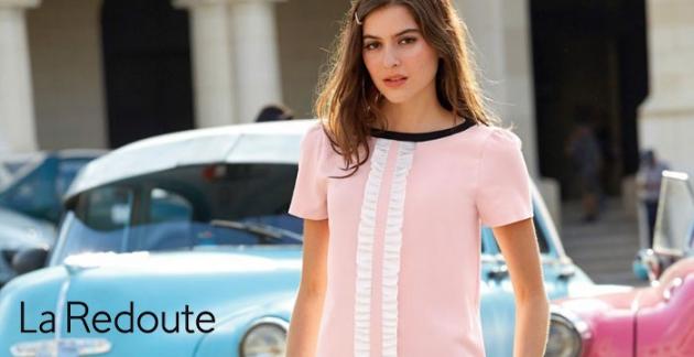 Das Traditionsunternehmen La Redoute ist Trendsetter für die ganze Familie und die Nummer 1 für Kindermode.